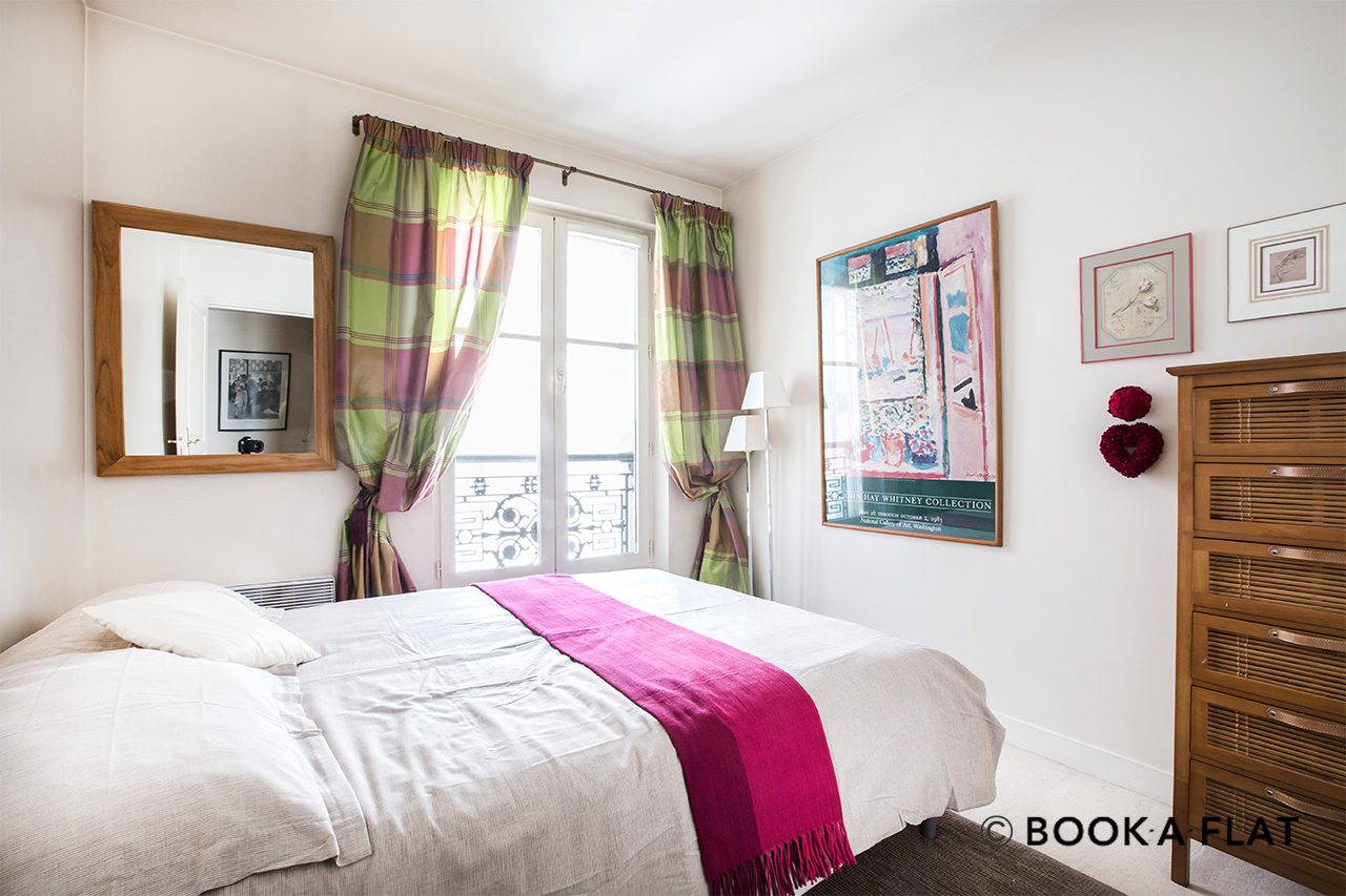 Apartamento Paris Avenue de Wagram 7