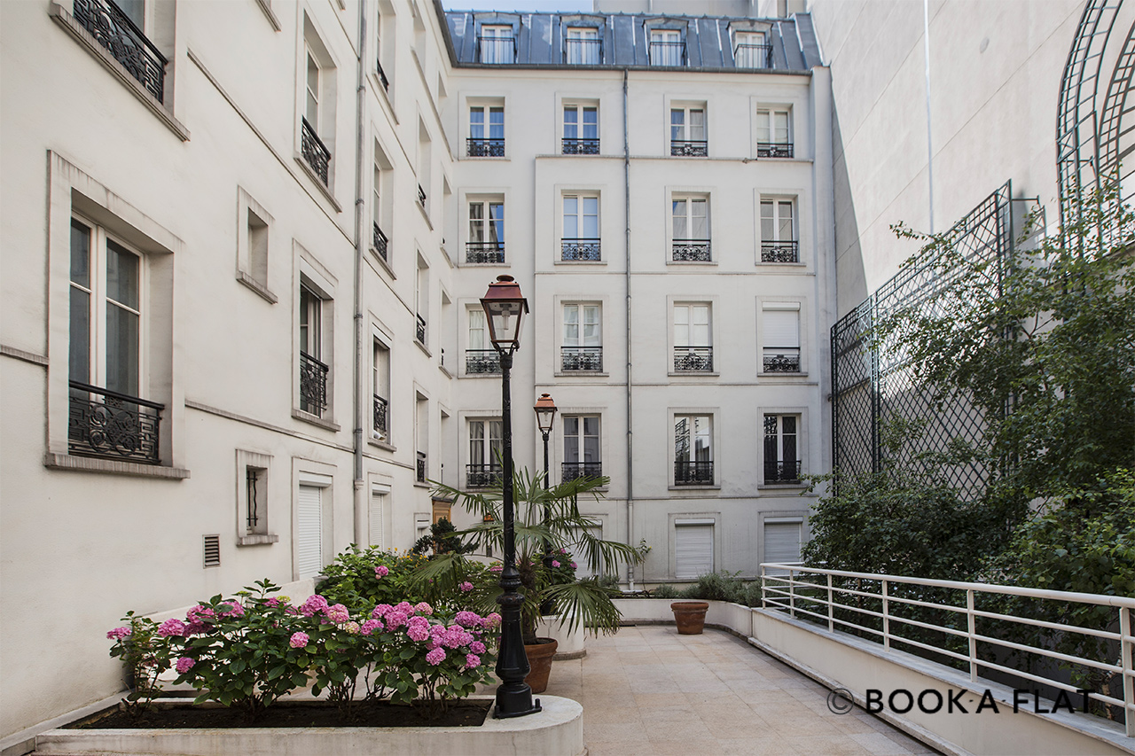 Apartamento Paris Avenue de Wagram 11