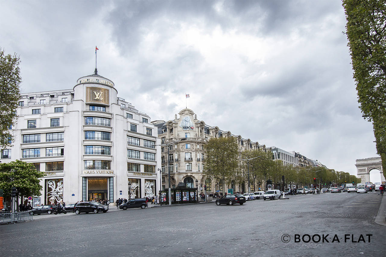 Apartamento Paris Avenue de Wagram 13