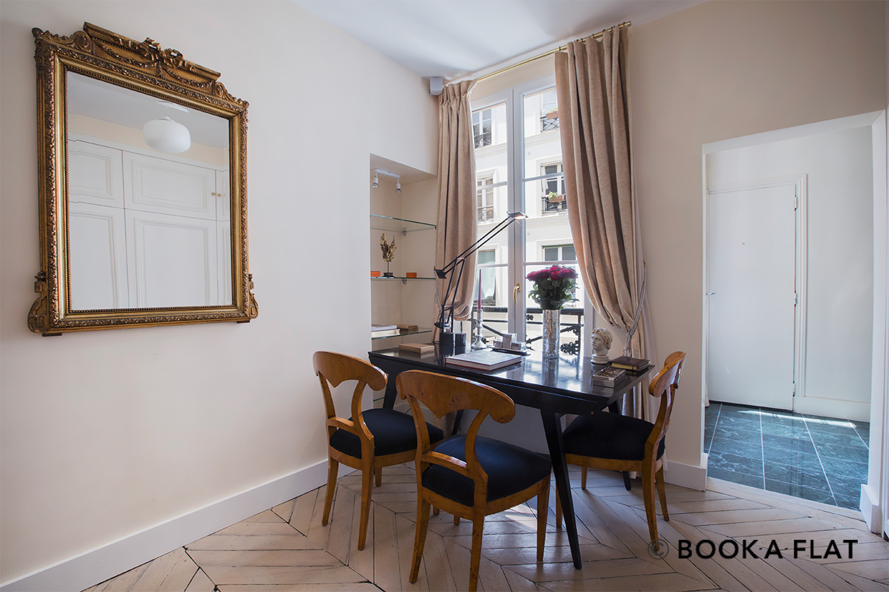 Apartment Paris Rue de Miromesnil 9