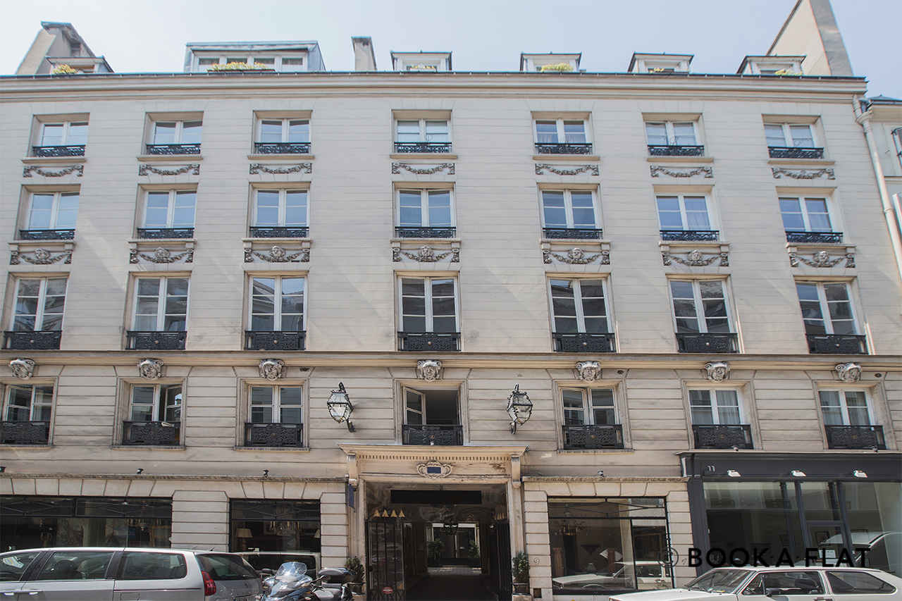 Apartment Paris Rue de Miromesnil 13