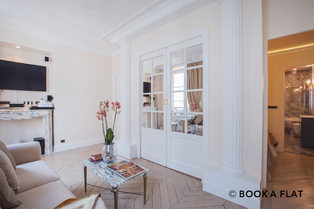 Apartment Paris Rue de Miromesnil 2
