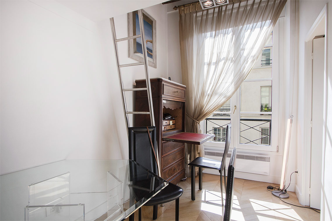 Appartement Paris Rue Dauphine 8