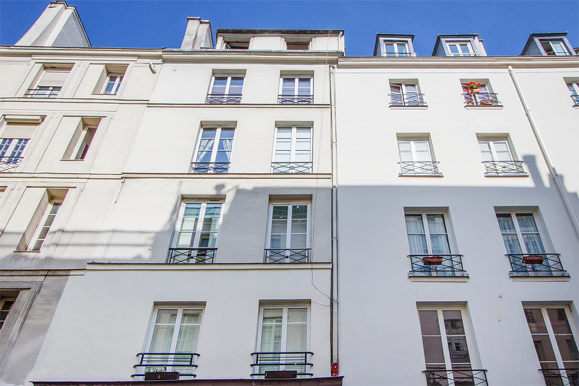 Appartement Paris Rue Dauphine 13
