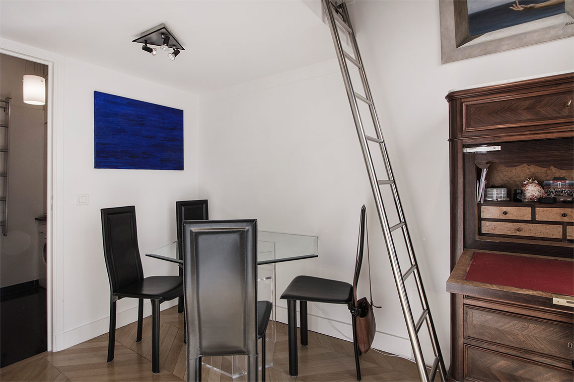 Appartement Paris Rue Dauphine 7