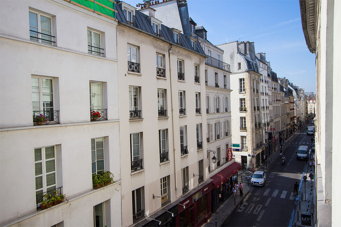 Appartement Paris Rue Dauphine 12