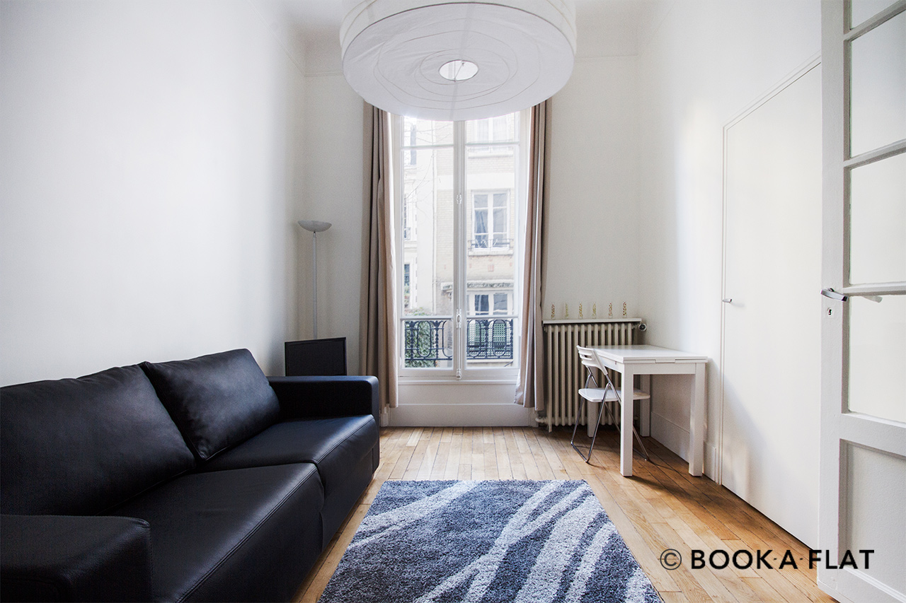 Paris Rue Singer Apartment for rent