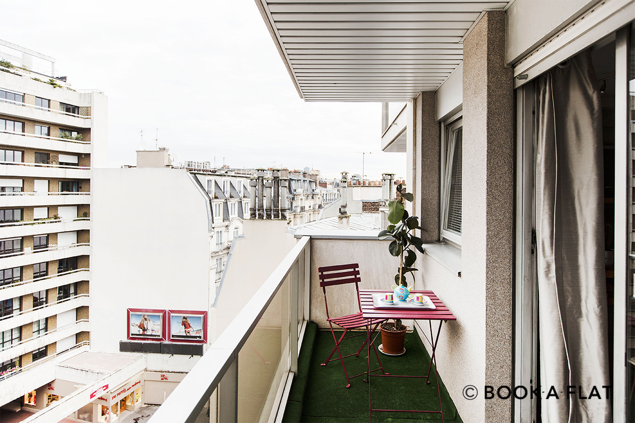 Appartement Paris Rue de Vaugirard 8