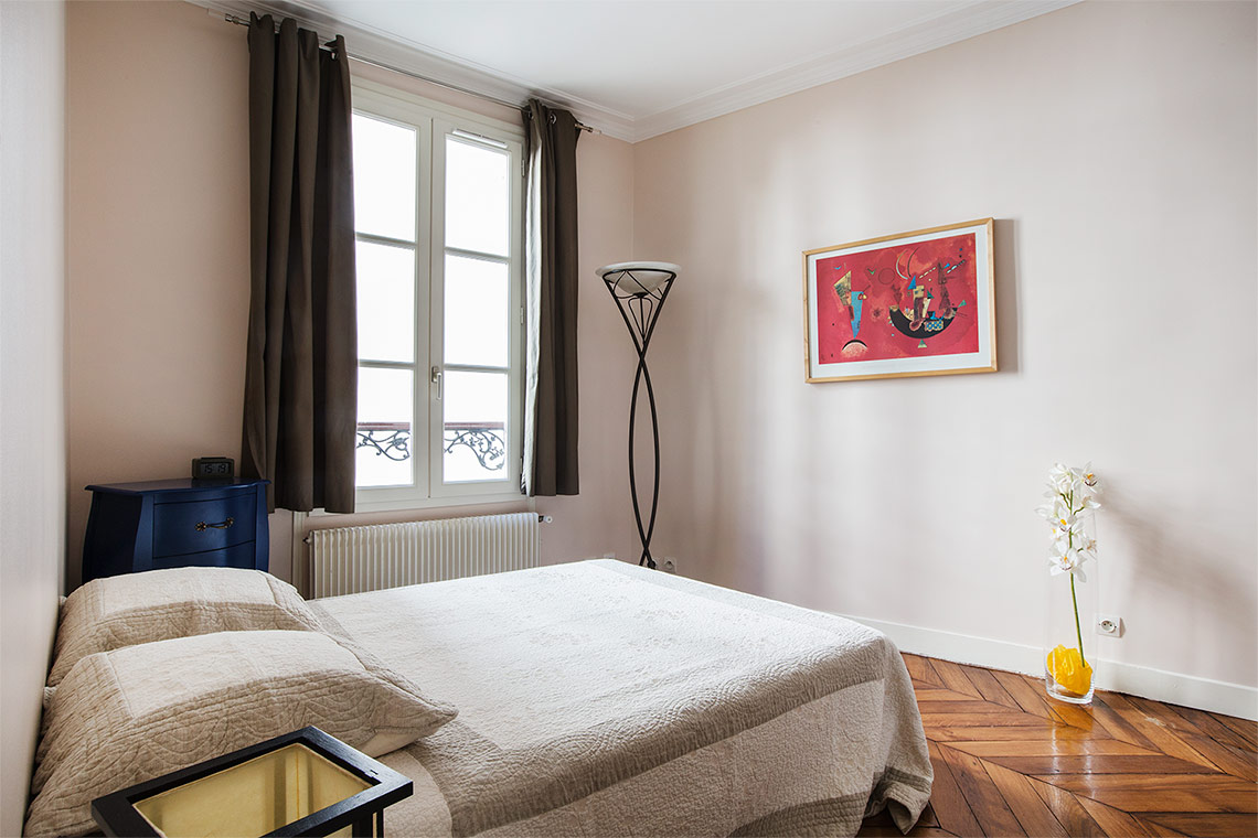 Appartement Paris Rue Boursault 7