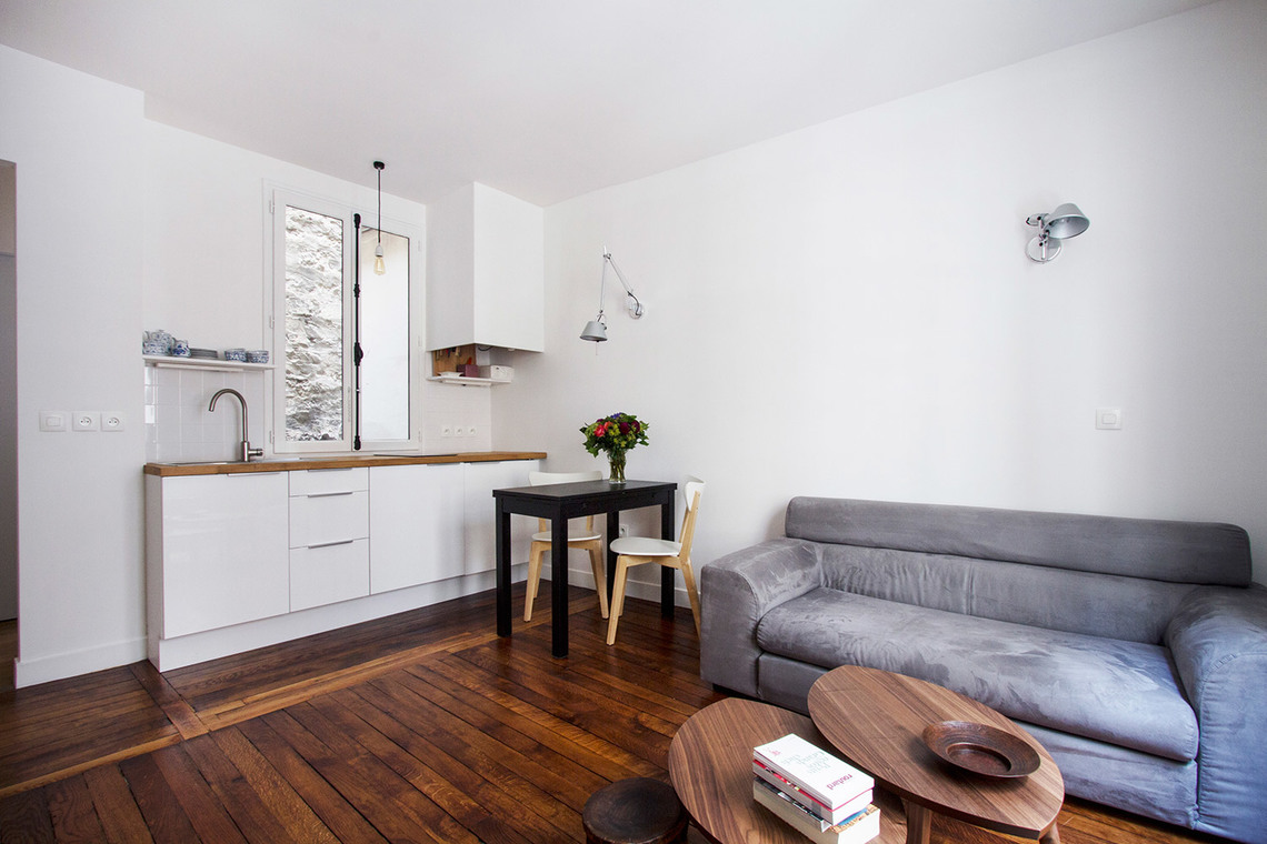 Paris Rue Saint Romain Apartment for rent