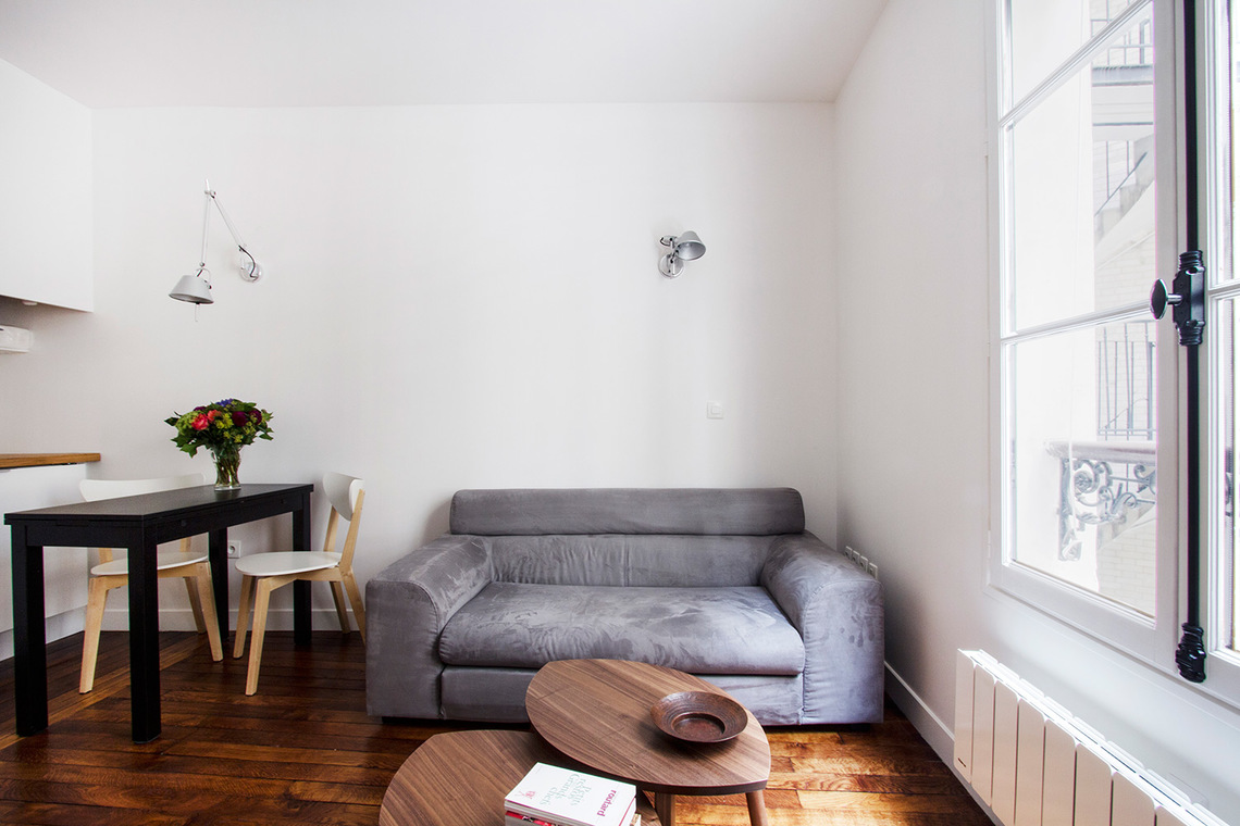 Apartment Paris Rue Saint Romain 2
