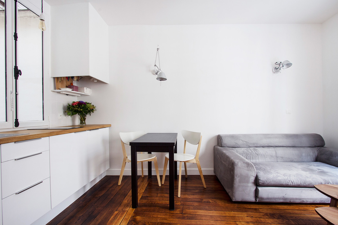 Apartment Paris Rue Saint Romain 4