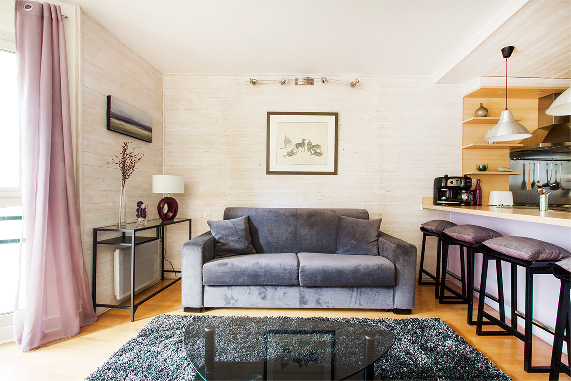 Neuilly-sur-Seine Rue de Longchamp Apartment for rent