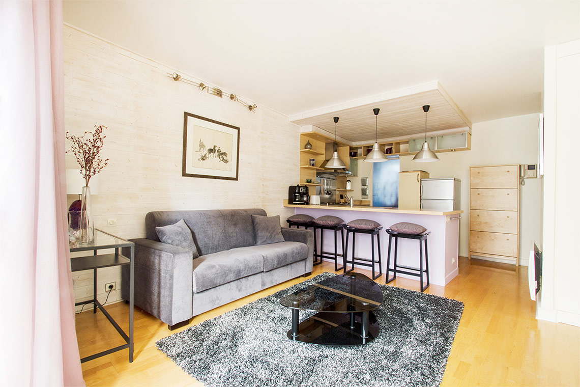 Furnished apartment for rent Neuilly-sur-Seine Rue de Longchamp
