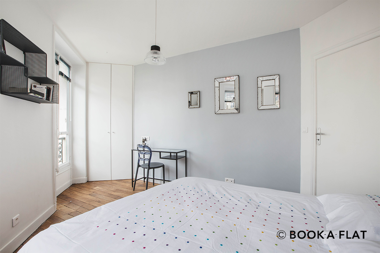 Appartement Paris Rue Censier 9