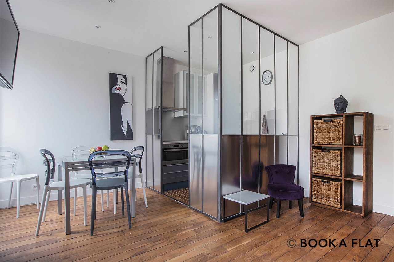 Paris Rue Censier Apartment for rent