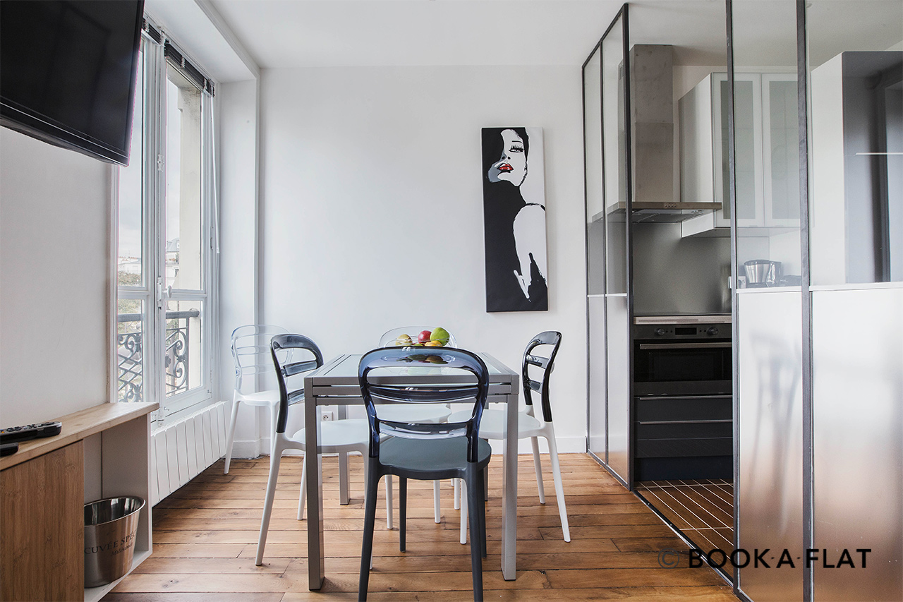 Appartement Paris Rue Censier 4