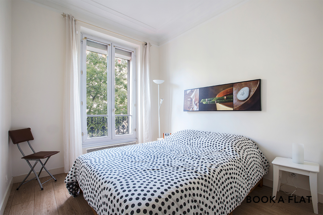 Appartement Paris Avenue Philippe Auguste 8