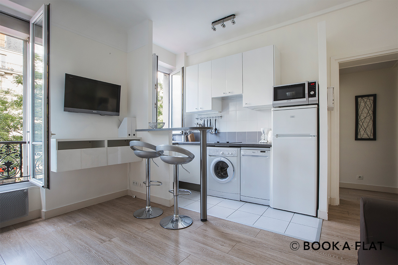 Appartement Paris Avenue Philippe Auguste 6