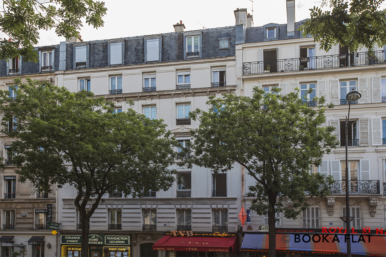 Appartement Paris Avenue Philippe Auguste 13
