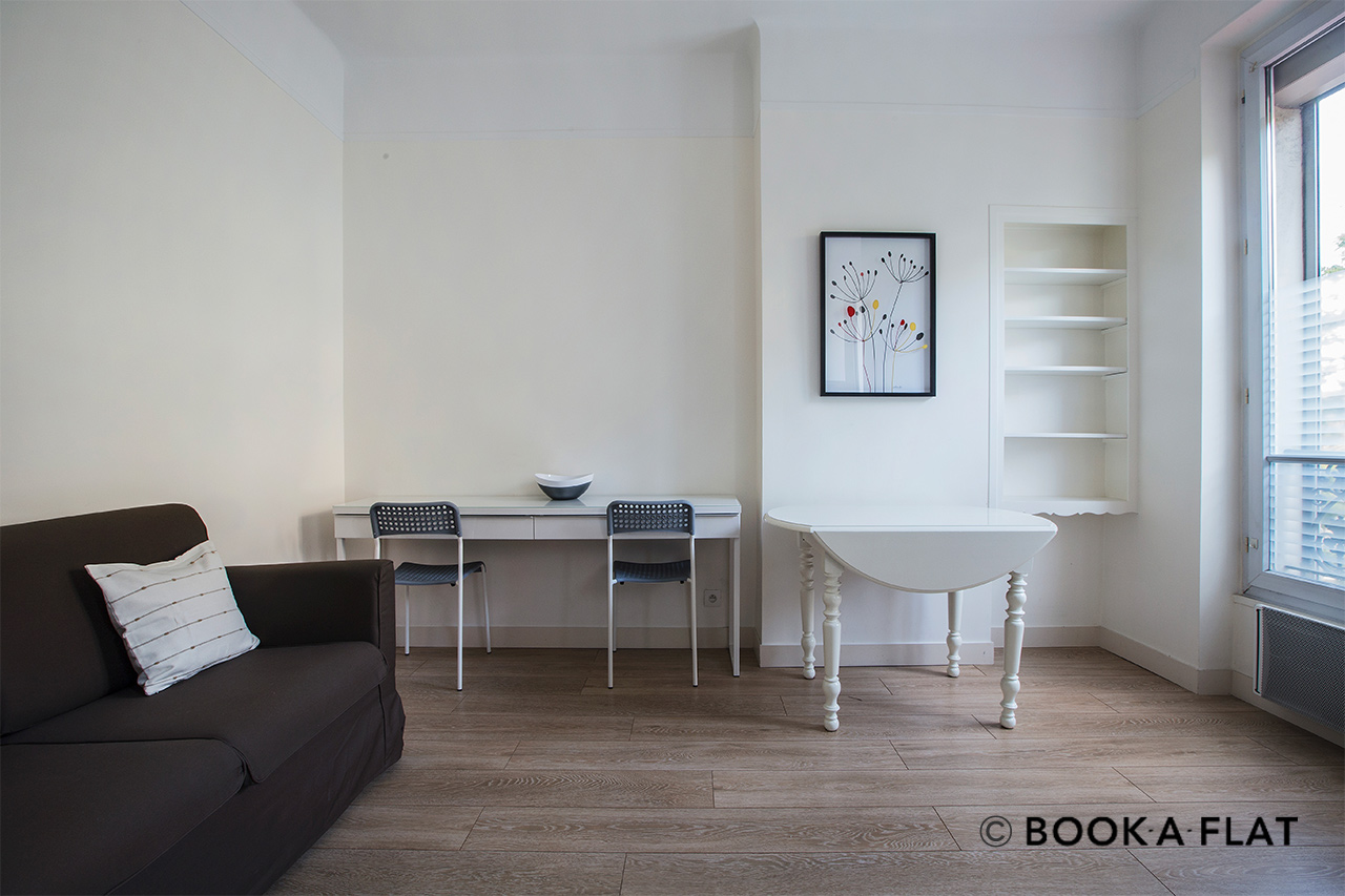 Appartement Paris Avenue Philippe Auguste 2