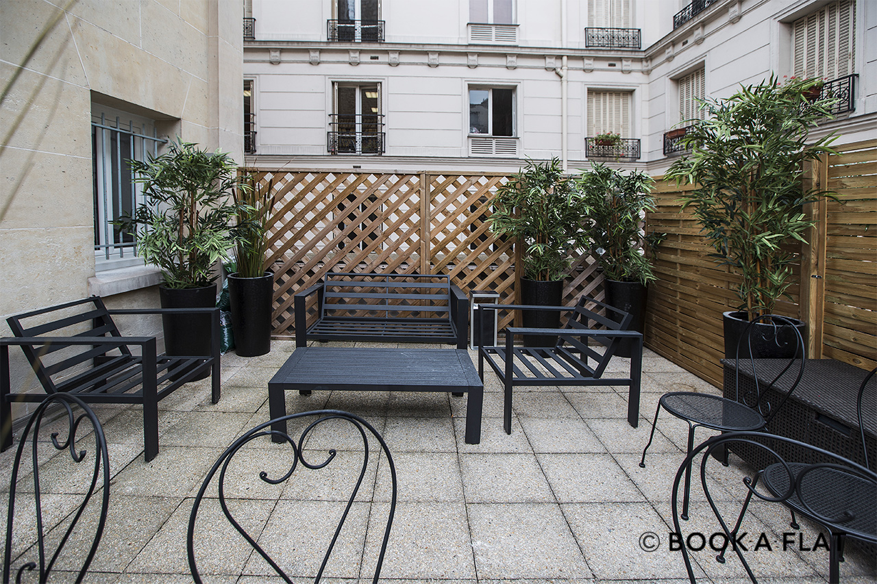 Appartement Paris Rue Joseph Sansboeuf (3D) 12
