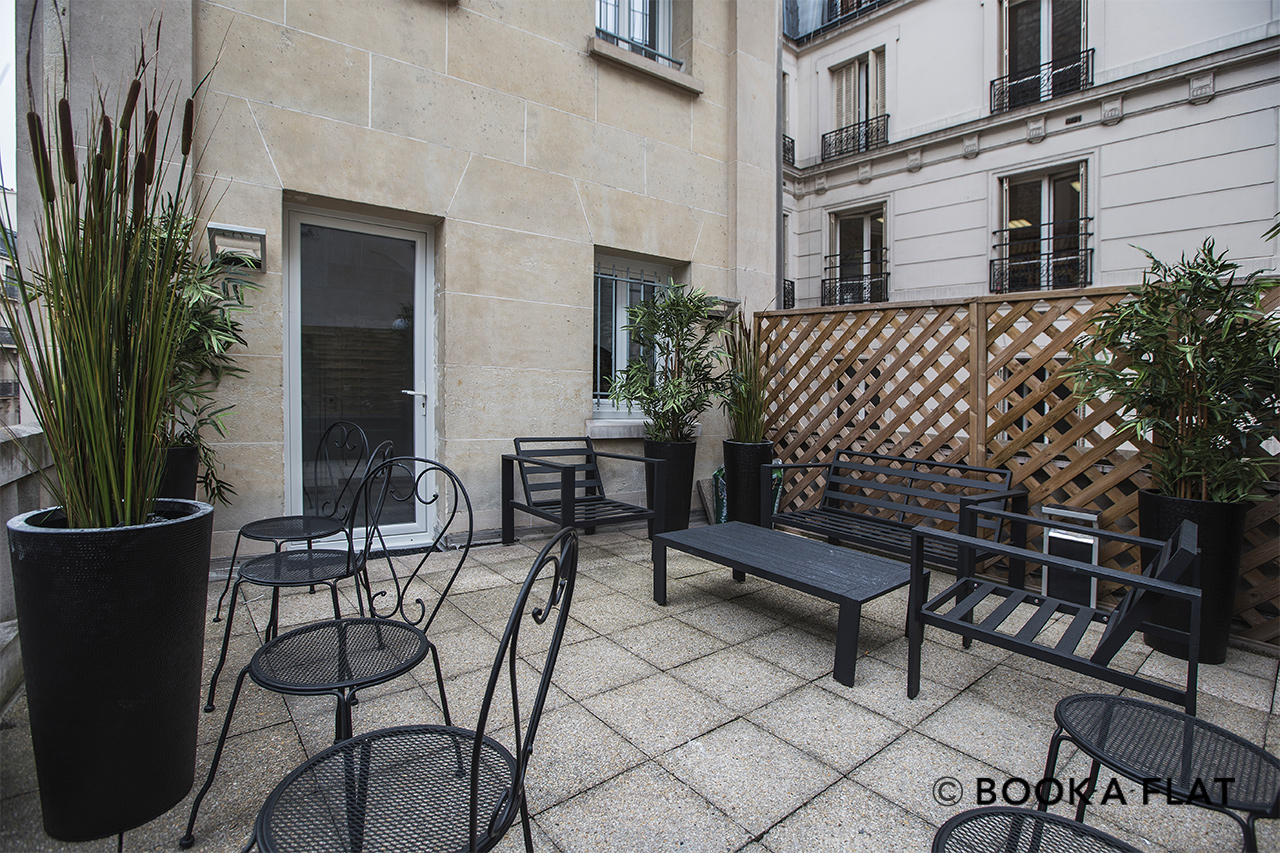 Appartement Paris Rue Joseph Sansboeuf (3D) 13