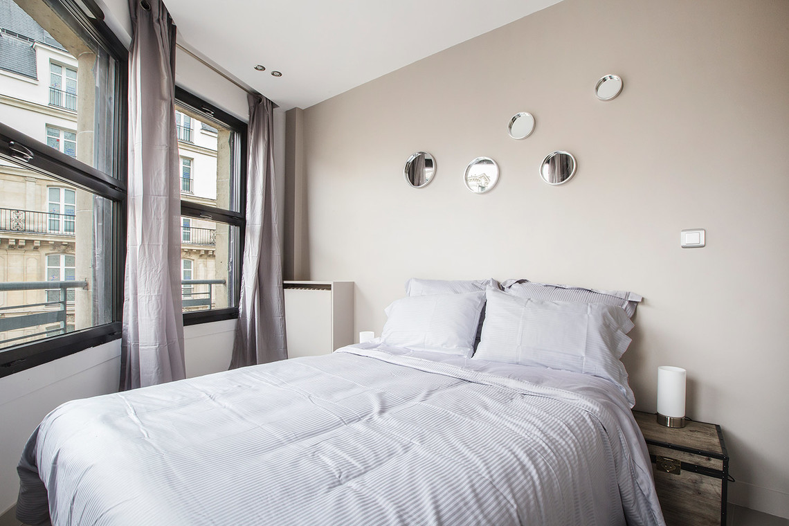 Apartment Paris Rue Joseph Sansboeuf (2C) 6