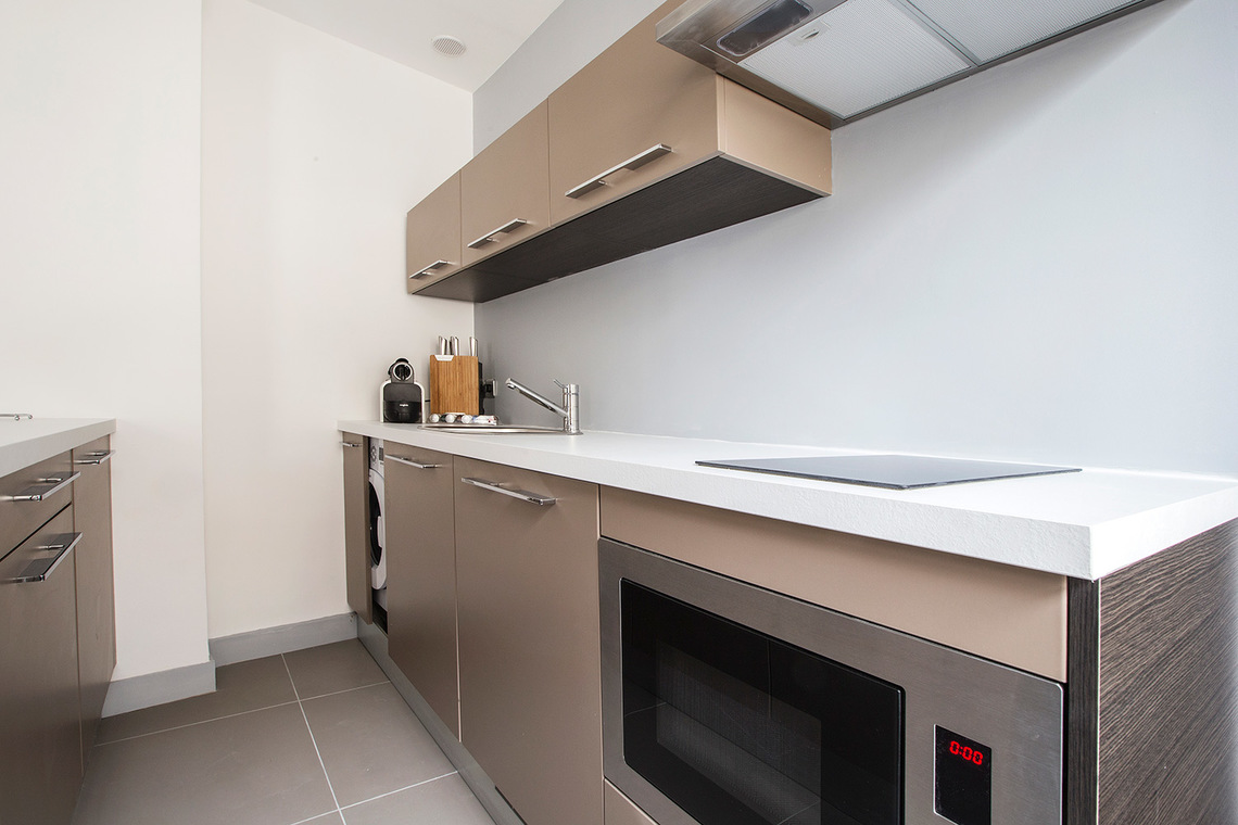 Apartment Paris Rue Joseph Sansboeuf (2C) 5