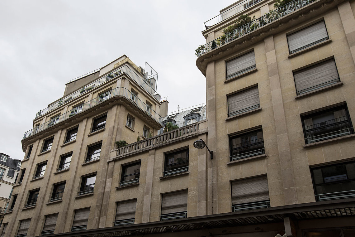 Apartment Paris Rue Joseph Sansboeuf (2C) 13