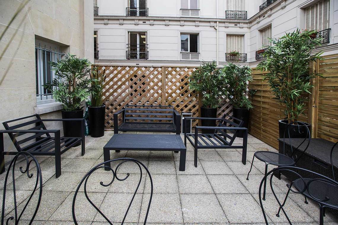 Apartment Paris Rue Joseph Sansboeuf (2C) 11
