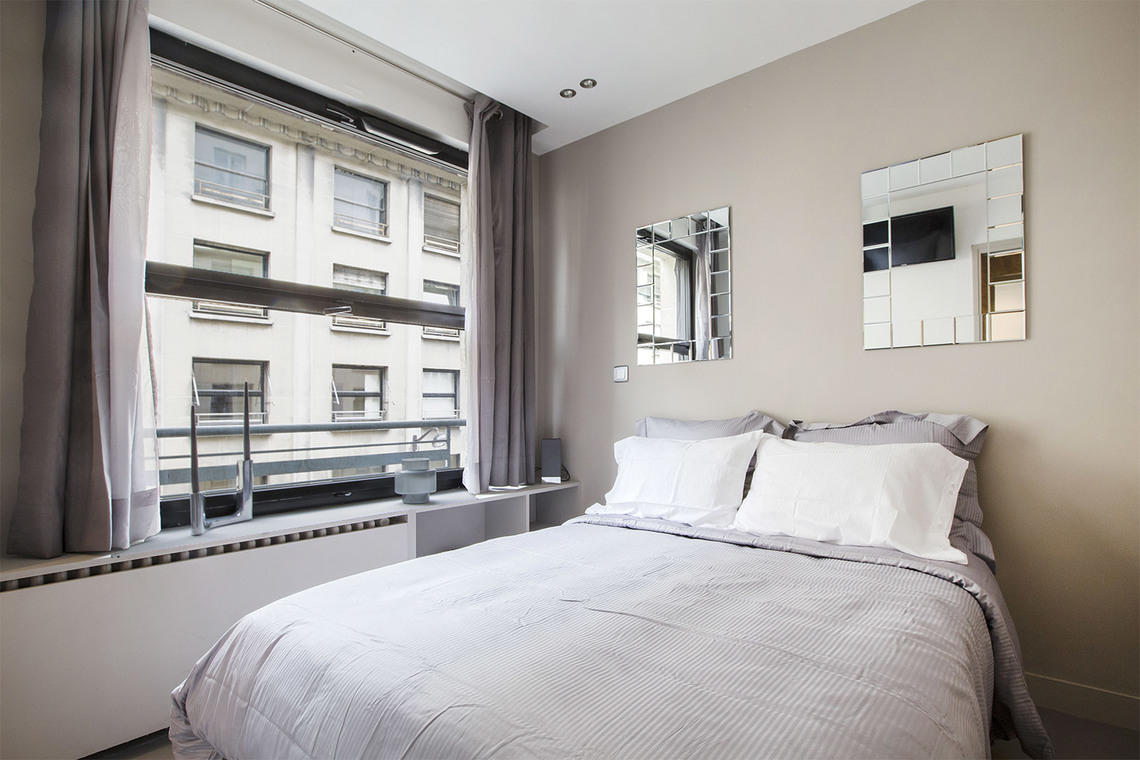 Apartment Paris Rue Joseph Sansboeuf (2B) 8