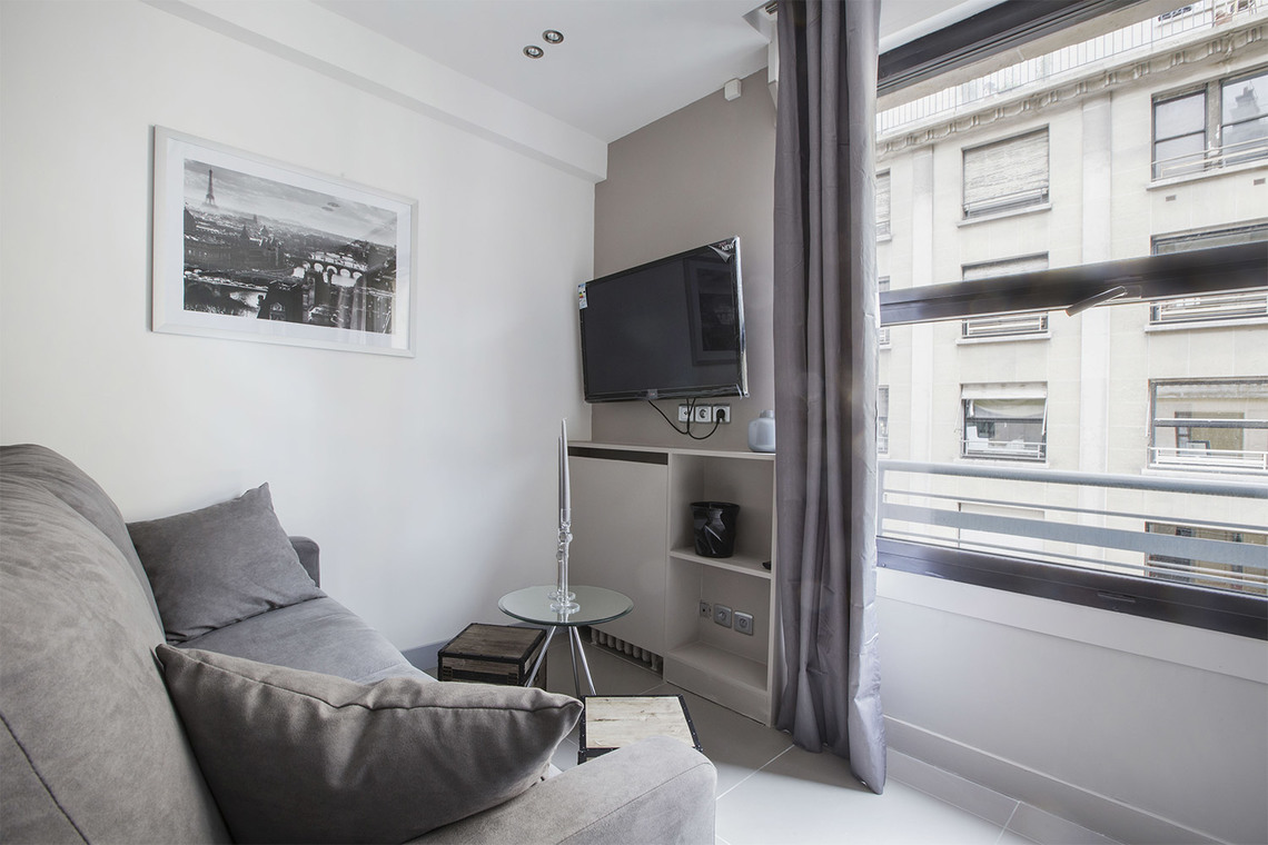 Apartment Paris Rue Joseph Sansboeuf (2B) 2