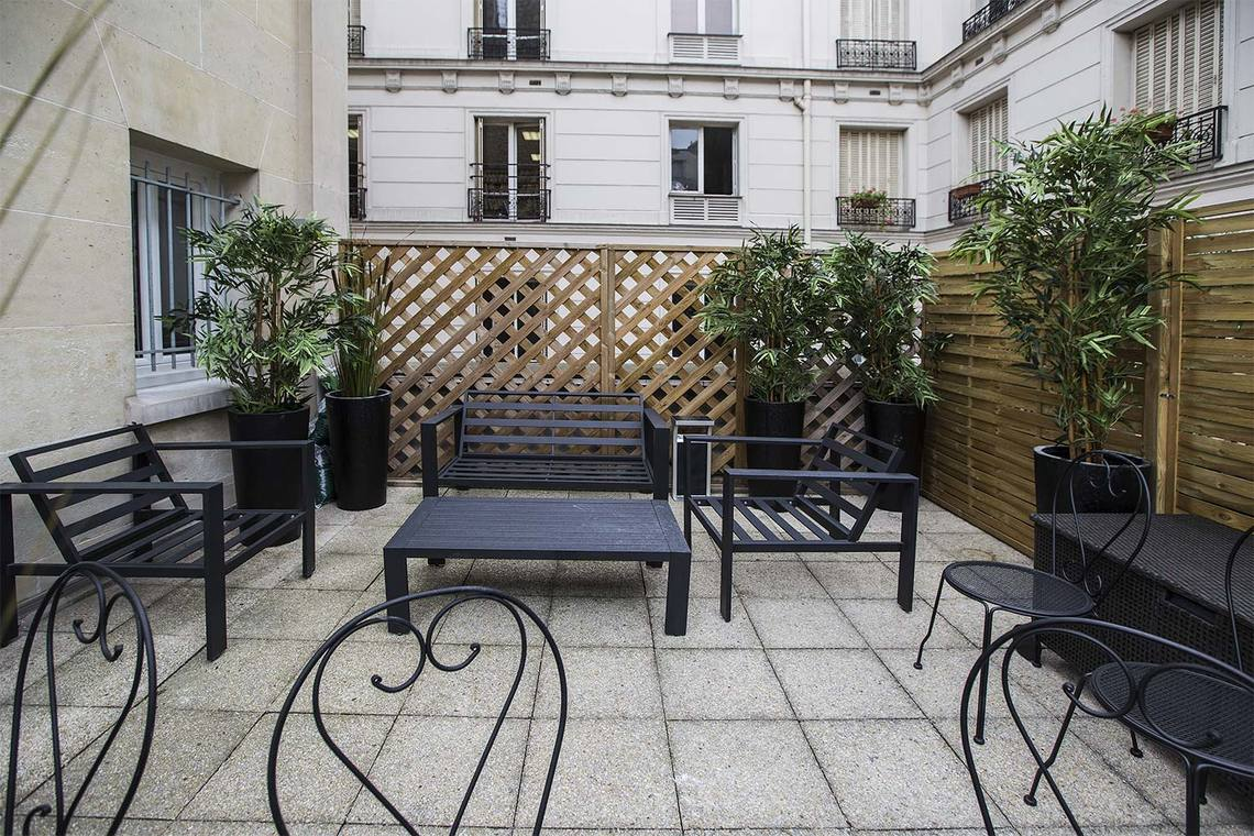 Apartment Paris Rue Joseph Sansboeuf (2B) 12