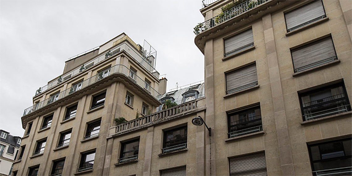 Apartment Paris Rue Joseph Sansboeuf (2A) 14