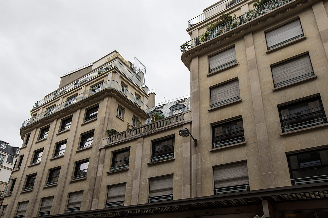 Apartment Paris Rue Joseph Sansboeuf (2A) 13