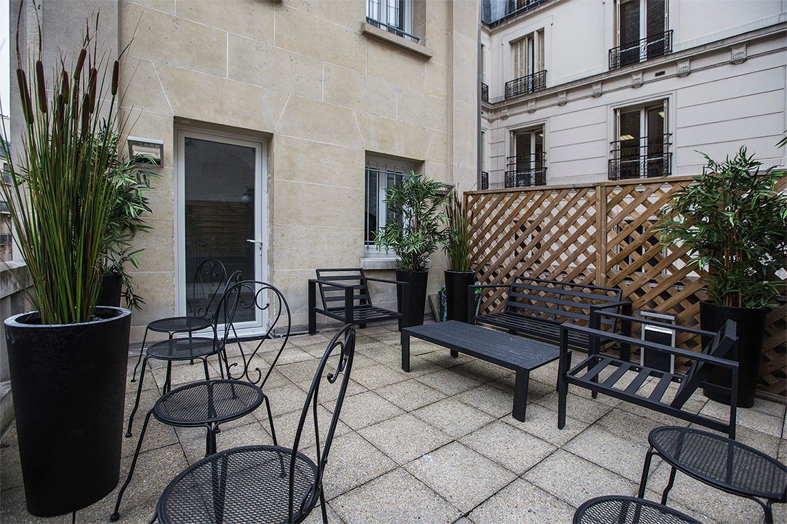 Apartment Paris Rue Joseph Sansboeuf (2A) 11