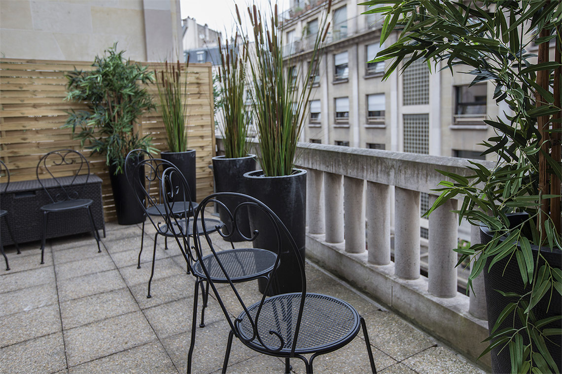 Apartment Paris Rue Joseph Sansboeuf (2A) 12