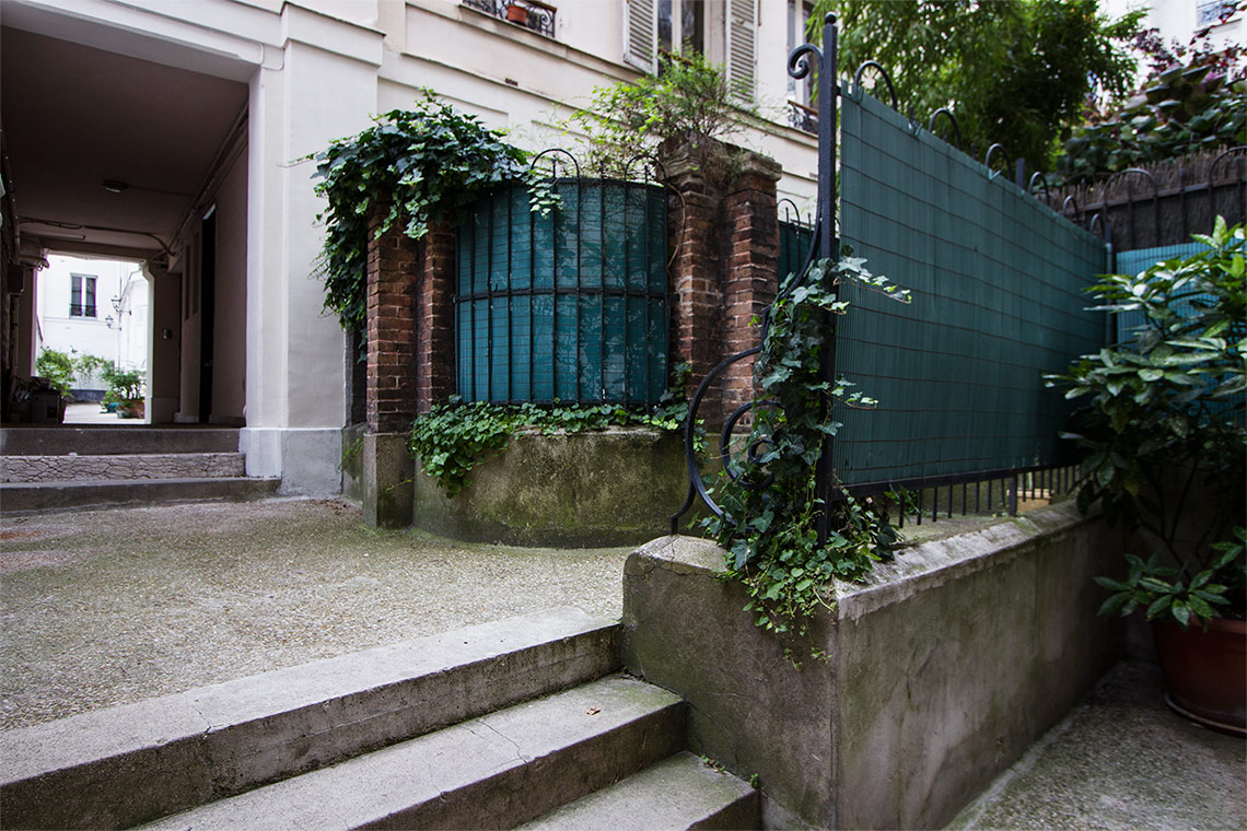 Apartment Paris Rue Lemercier 13