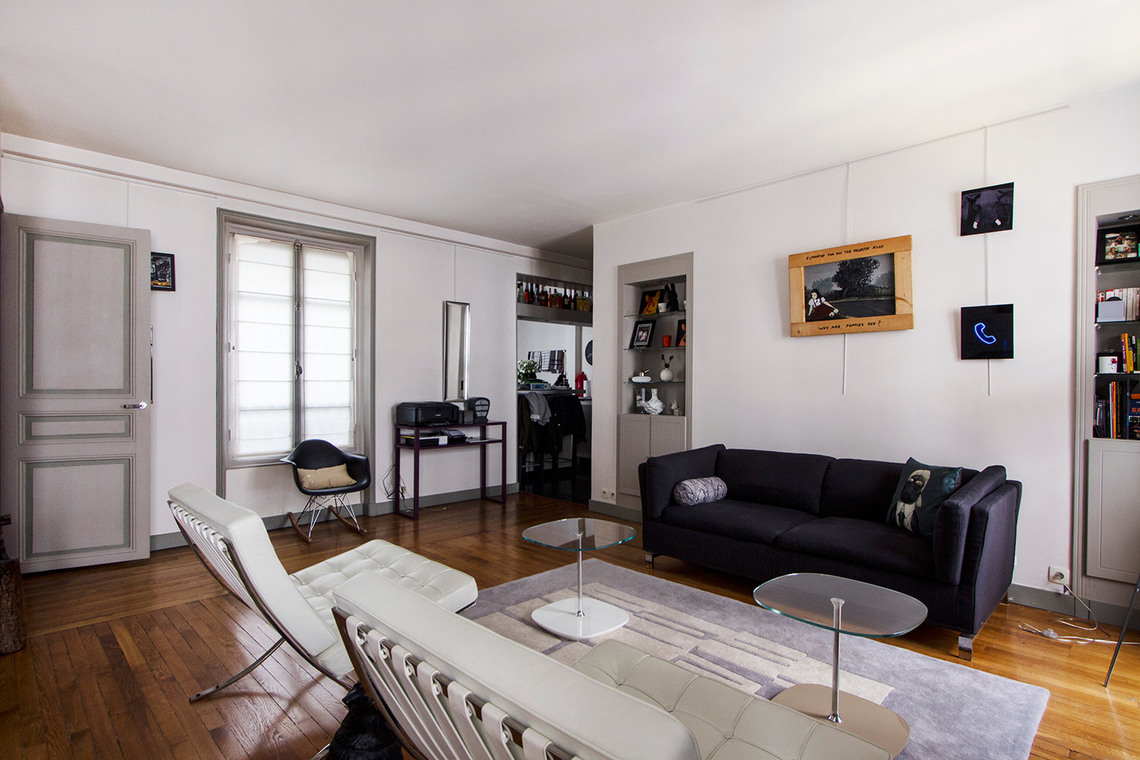 Location appartement meubl rue du midi neuilly sur seine for Location appartement meuble sur paris