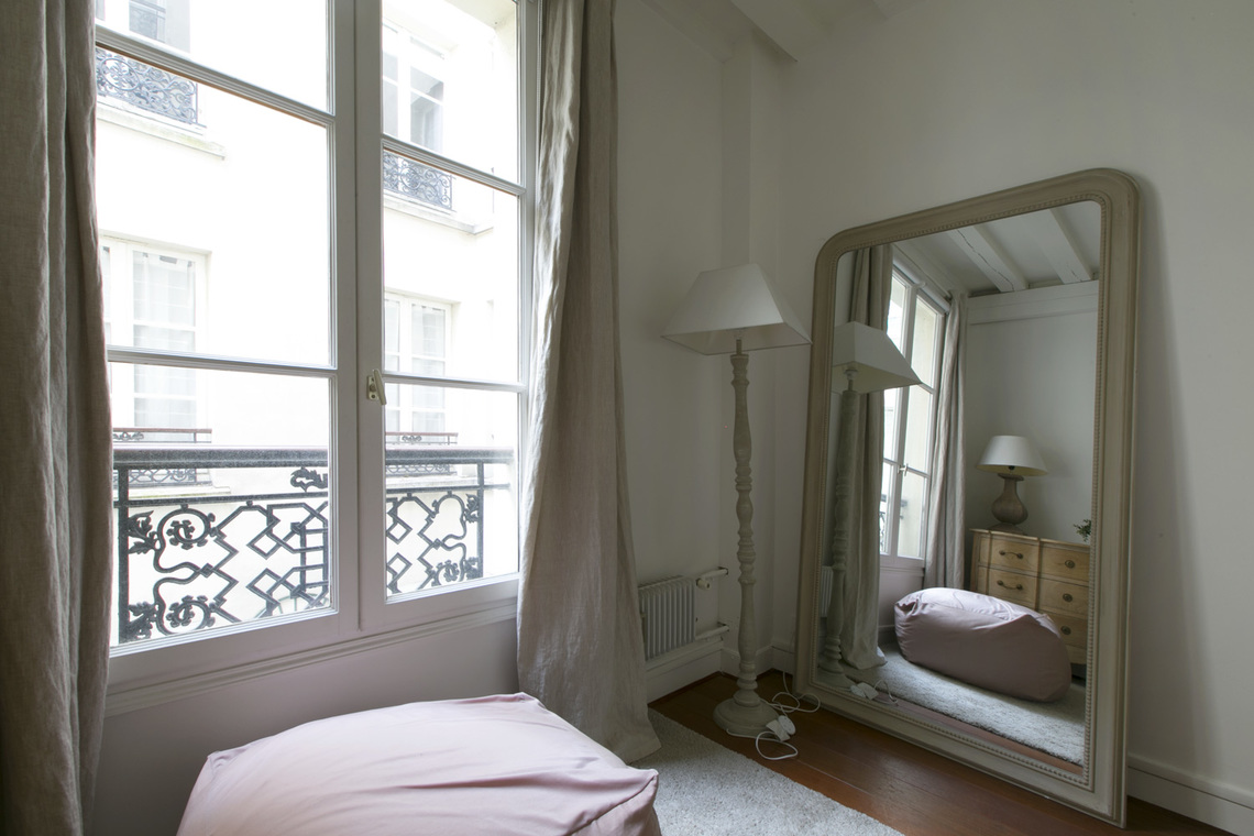 Appartement Paris Rue Guisarde 9