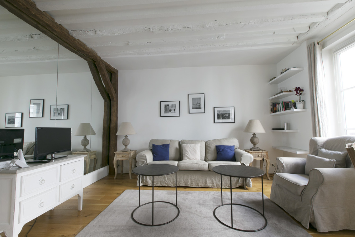 Paris Rue Guisarde Apartment for rent