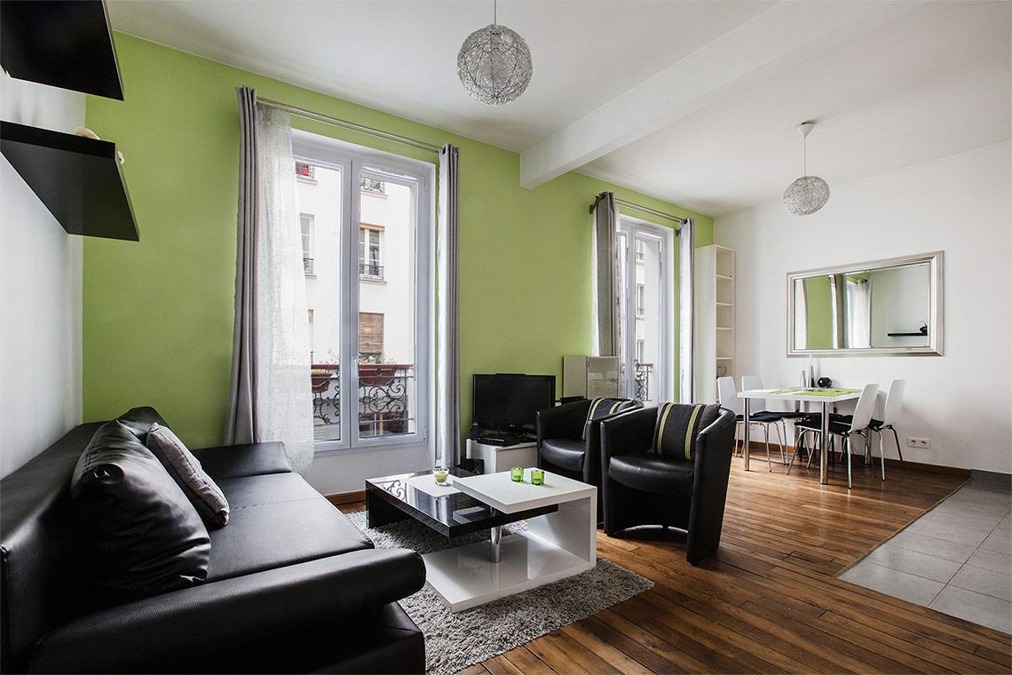 Location appartement meubl rue de nice paris ref 9919 - Location appartement meuble nice ...