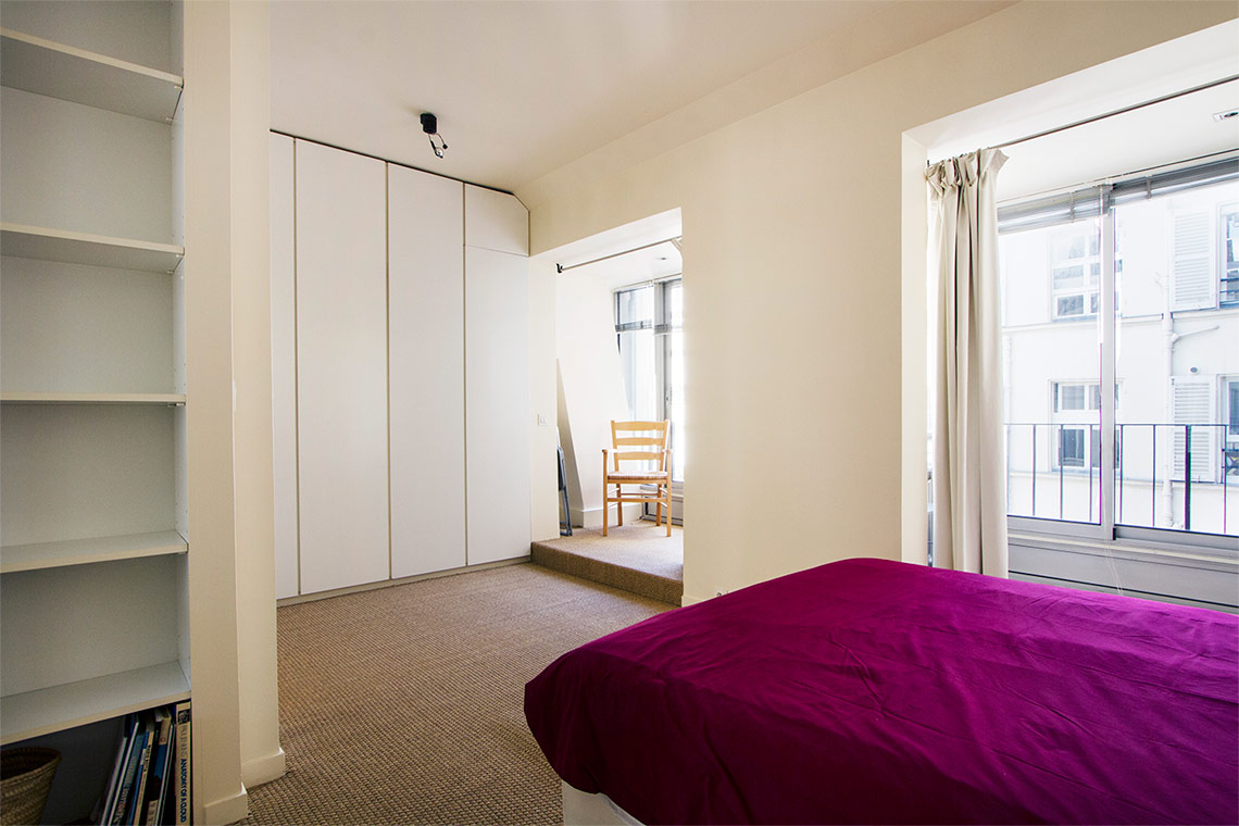 Apartment Paris Rue Jean Bart 8