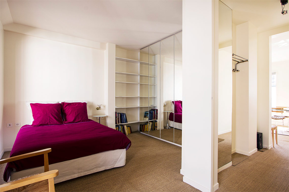 Appartement Paris Rue Jean Bart 7
