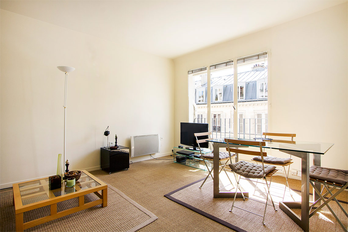 Appartement Paris Rue Jean Bart 2