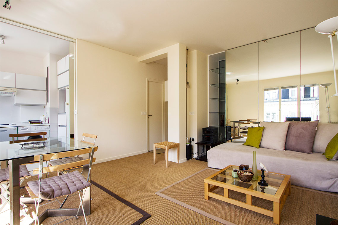 Paris Rue Jean Bart Apartment for rent
