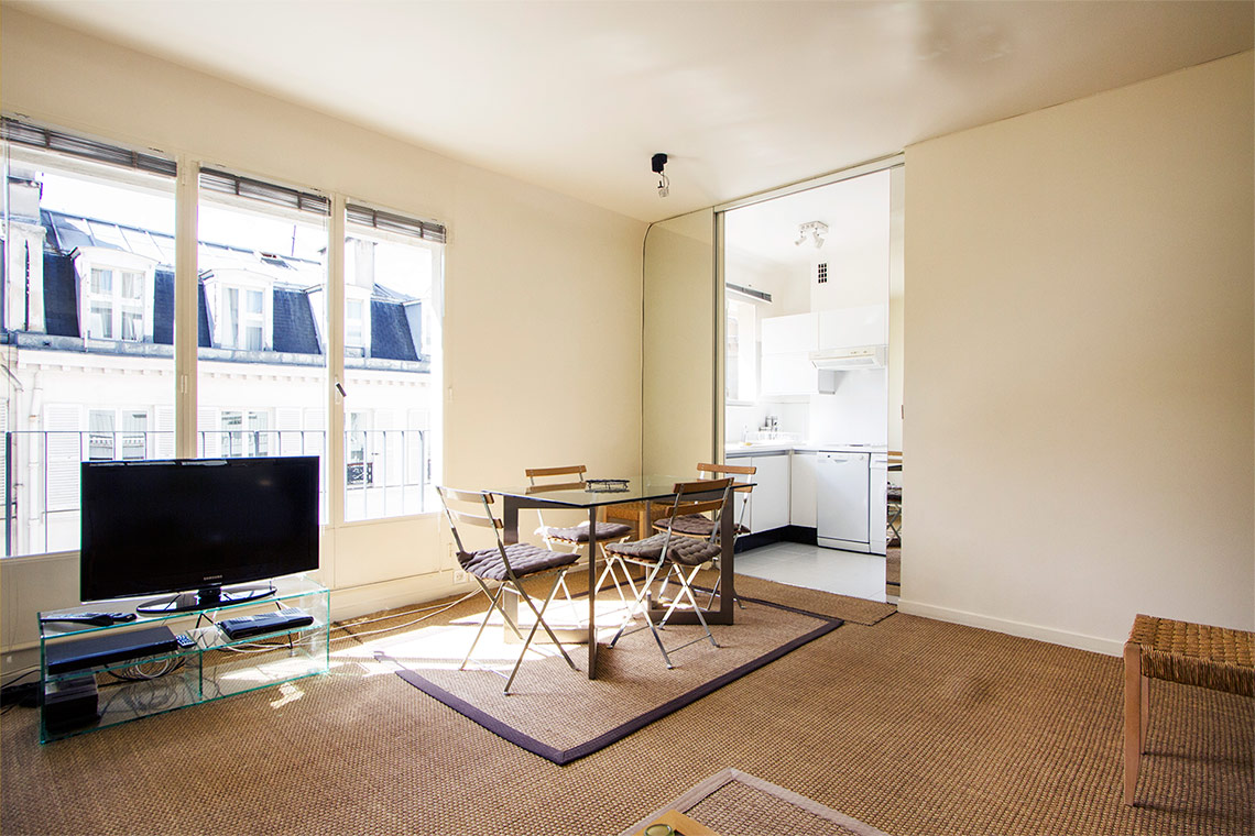Appartement Paris Rue Jean Bart 4