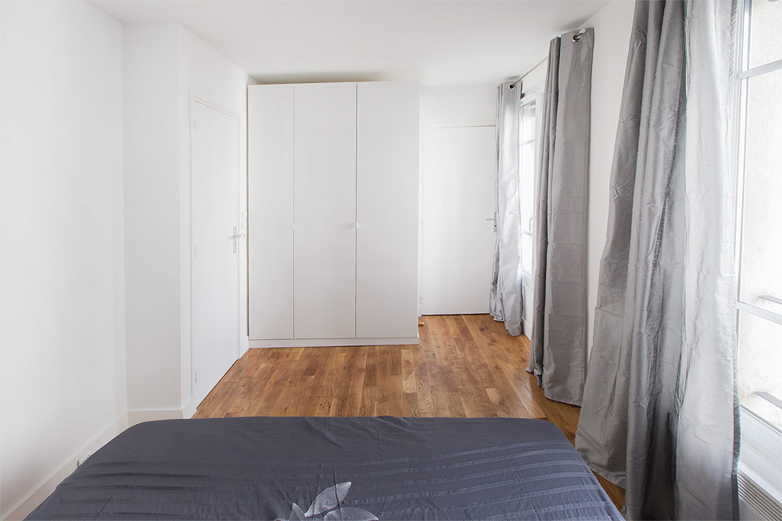 Appartement Paris Rue Germain Pilon 7