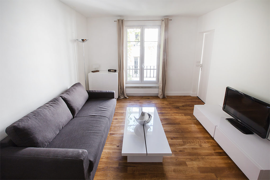 Appartement Paris Rue Germain Pilon 4